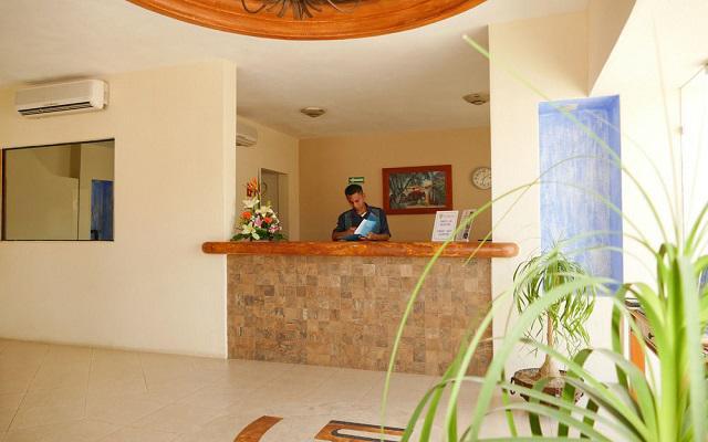 El Ameyal Hotel and Family Suites, atención personalizada desde el inicio de tu estancia