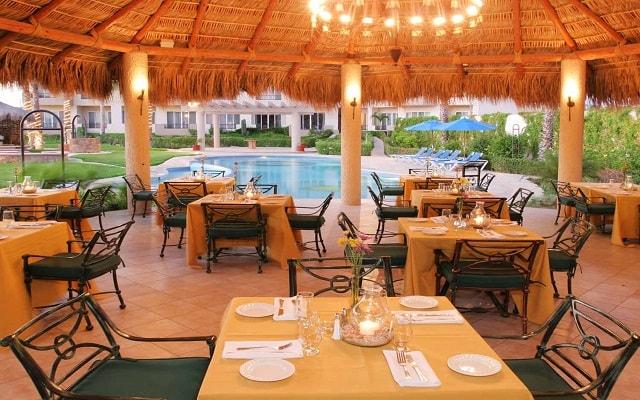 El Ameyal Hotel and Family Suites, Restaurante El Sauce y La Palma