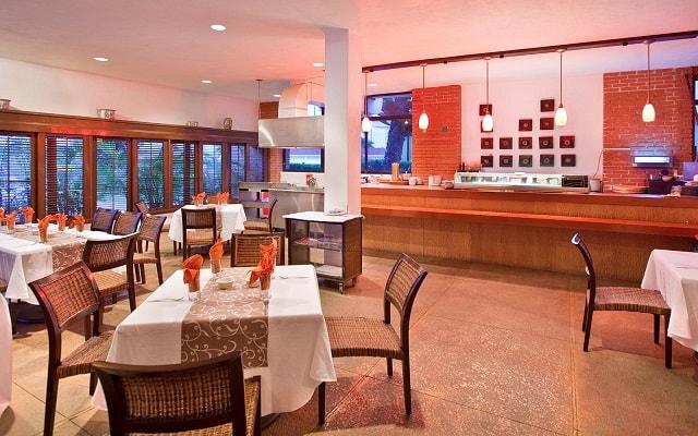El Cid Castilla Hotel de Playa, escenario ideal para tus alimentos