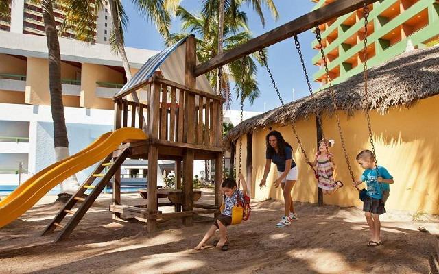 El Cid Castilla Hotel de Playa, área de juegos infantiles