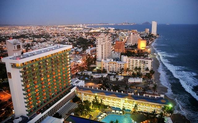 El Cid Castilla Hotel de Playa, atardeceres inolvidables