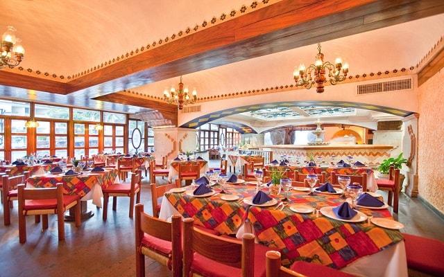 El Cid Castilla Hotel de Playa, buena propuesta gastronómica