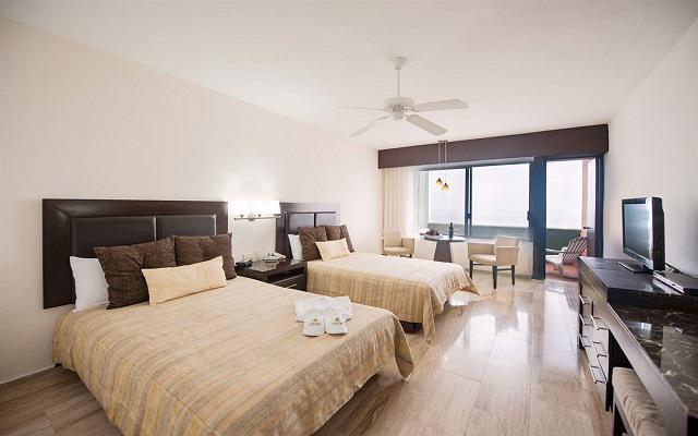 El Cid Castilla Hotel de Playa, amplias y luminosas habitaciones