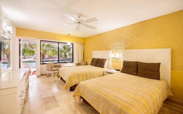 El Cid Castilla Hotel de Playa, habitaciones con todas las amenidades