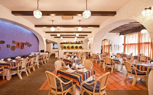 El Cid Castilla Hotel de Playa, prueba ricos platillos