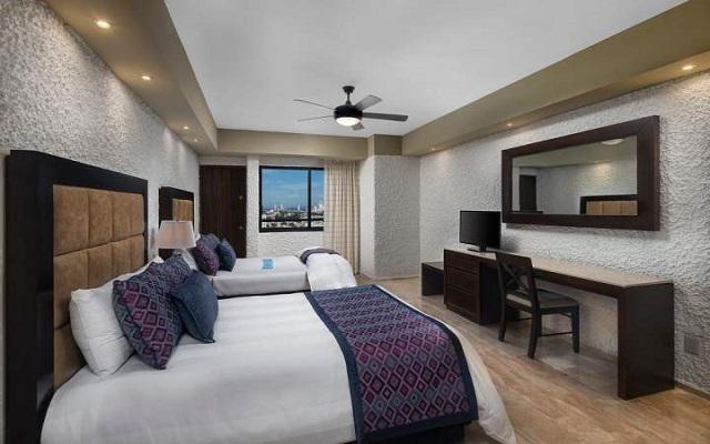 El Cid El Moro Hotel de Playa, acogedoras habitaciones