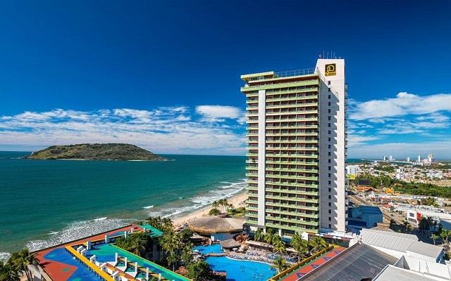El Cid El Moro Hotel de Playa en Zona Dorada