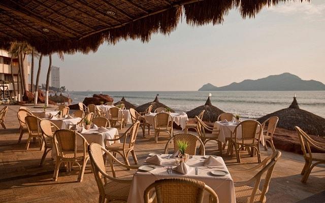El Cid El Moro Hotel de Playa, buena propuesta gastronómica
