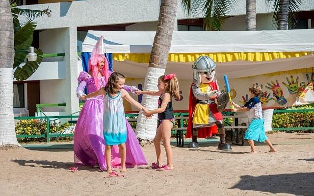 El Cid El Moro Hotel de Playa, club de niños