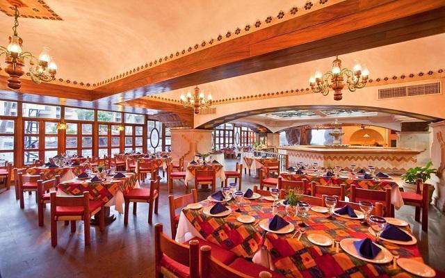 El Cid El Moro Hotel de Playa, sitio ideal para tus alimentos