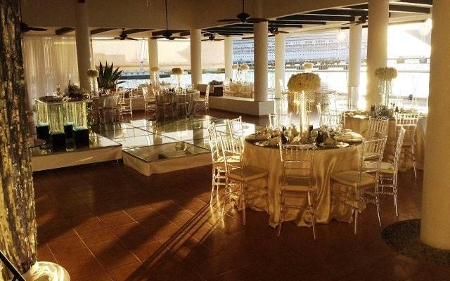 El Cid La Ceiba Beach Hotel, salón de eventos