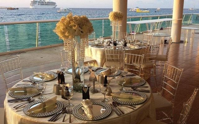 El Cid La Ceiba Beach Hotel, espacios preparados para tu celebración