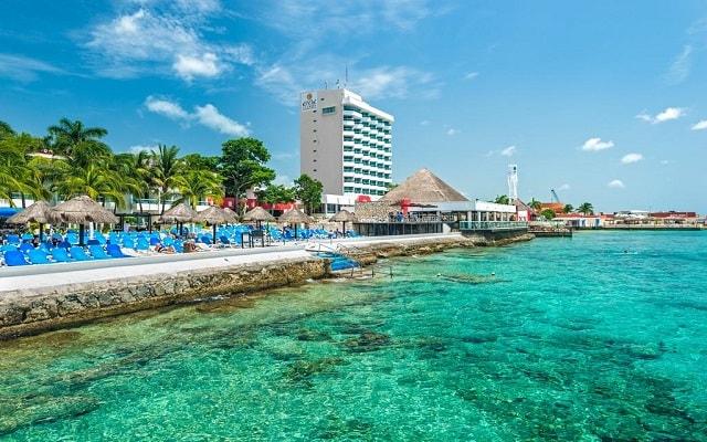 El Cid La Ceiba Beach Hotel en Sur
