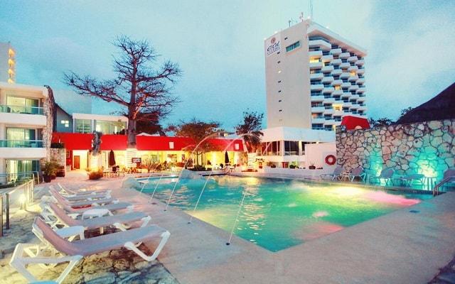El Cid La Ceiba Beach Hotel, servicio de calidad