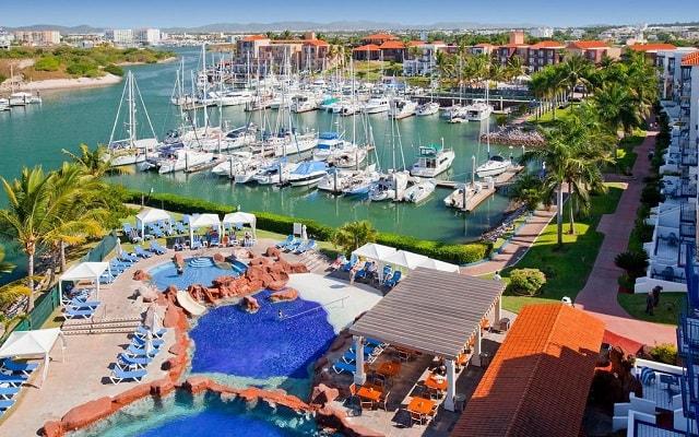 El Cid Marina Hotel de Playa y Club de Yates en Zona Dorada