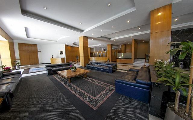 Hotel el diplomatico ofertas de hoteles en ciudad de mexico for Hoteles en insurgentes