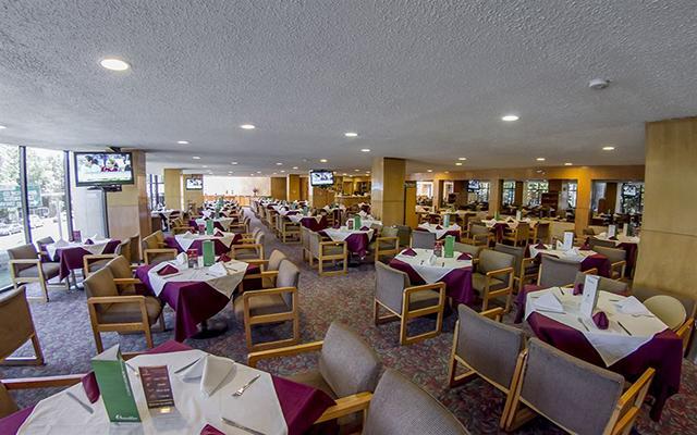 El Diplomático, Restaurante El Canciller