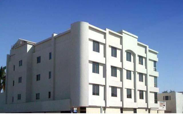 Hotel El Dorado en Los Mochis