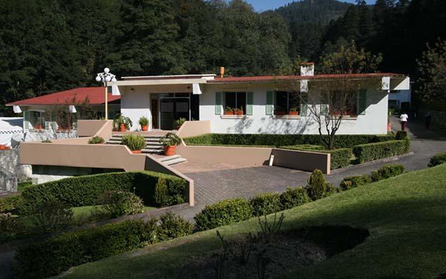 Hotel El Paraíso en Mineral del Chico