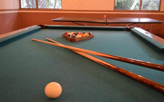 El Tapatío Hotel and Resort, salón de juegos