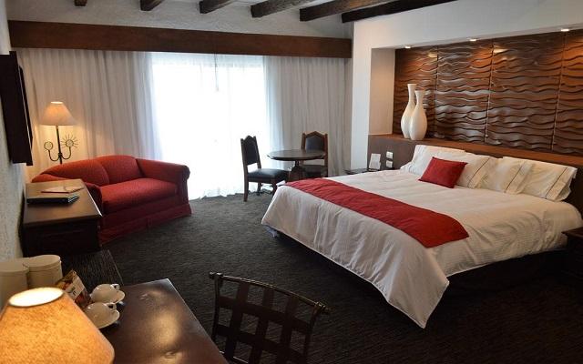 El Tapatío Hotel and Resort, habitaciones bien equipadas