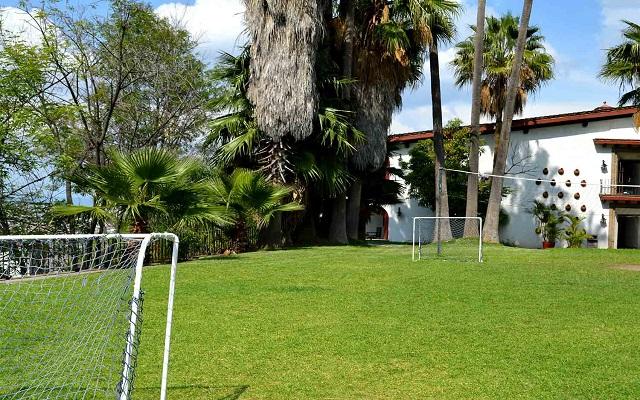 El Tapatío Hotel and Resort, espacio de juegos para los más pequeños