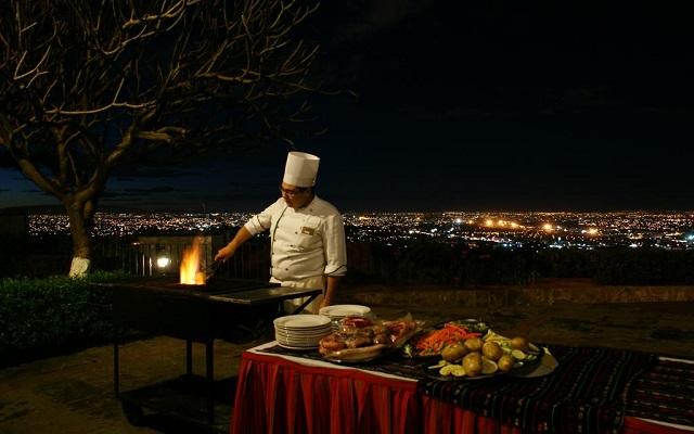 El Tapatío Hotel and Resort, prueba su comida gourmet