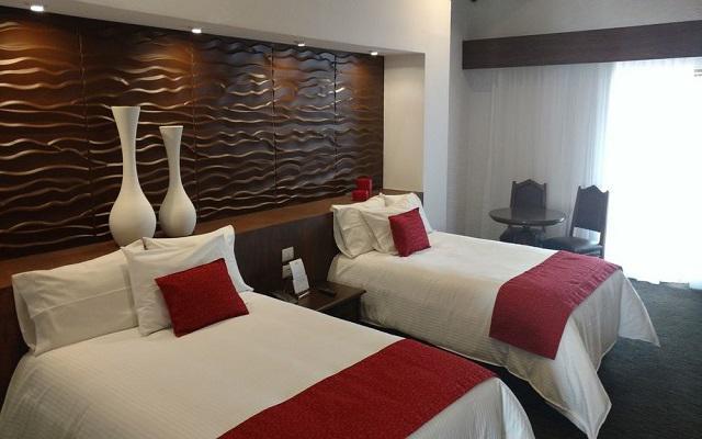El Tapatío Hotel and Resort, espacios diseñados para tu descanso