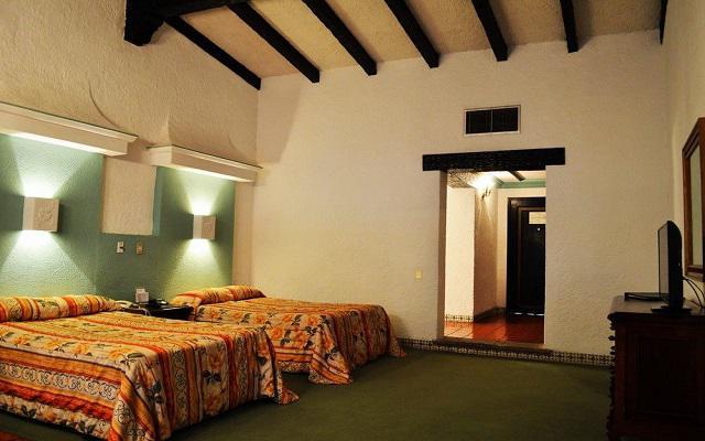 El Tapatío Hotel and Resort, cómodas y acogedoras habitaciones