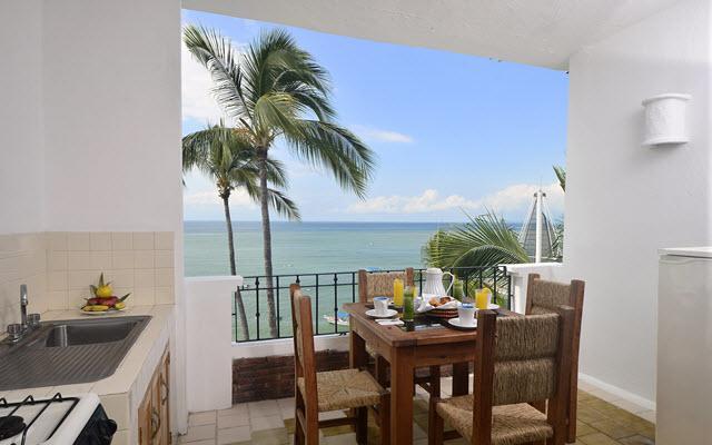 Emperador Vallarta Beachfront Hotel & Suites, hermosas vistas