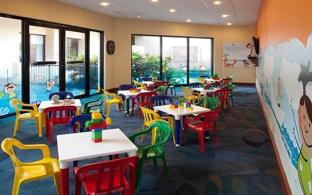 Emporio Hotel & Suites Cancún, club de niños