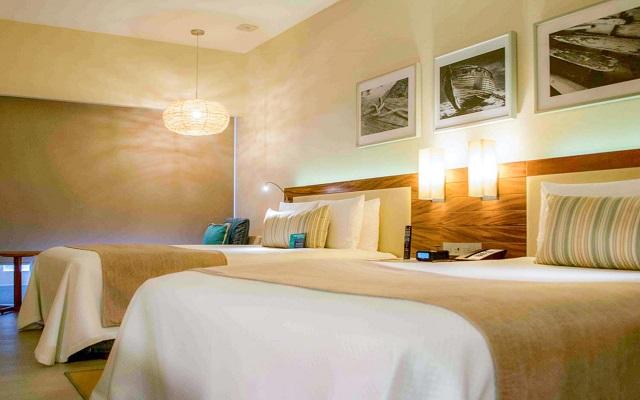 Emporio Hotel & Suites Cancún, sitio ideal para que disfrutes de un buen descanso
