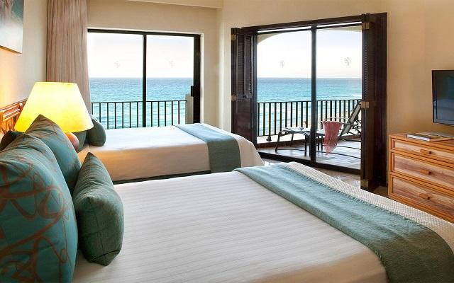 Emporio Hotel & Suites Cancún, amplias y luminosas habitaciones