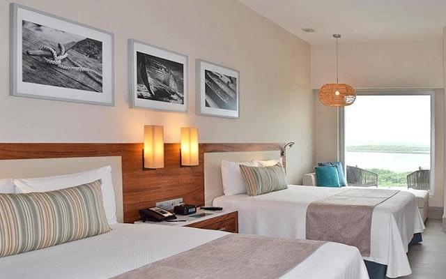 Emporio Hotel & Suites Cancún, habitaciones bien equipadas