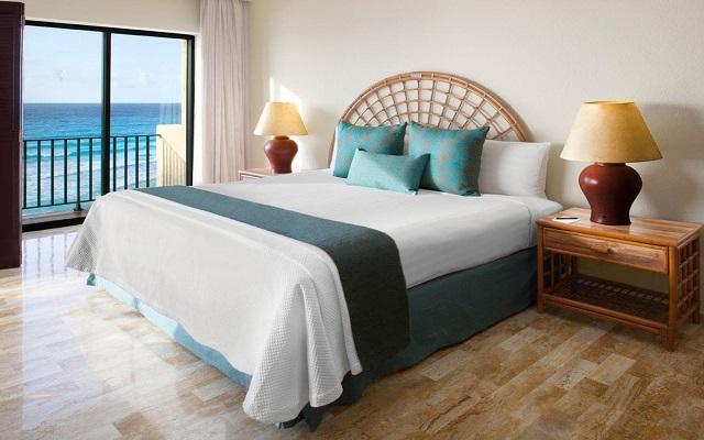 Emporio Hotel & Suites Cancún, cómodas habitaciones