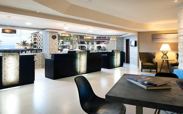 Emporio Hotel & Suites Cancún, recepción