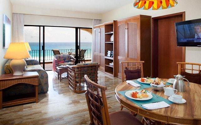 Emporio Hotel & Suites Cancún, suites con todas las amenidades