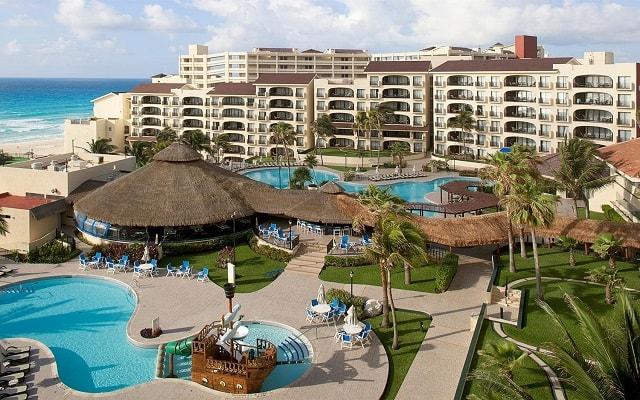 Emporio Hotel & Suites Cancún, vistas increíbles