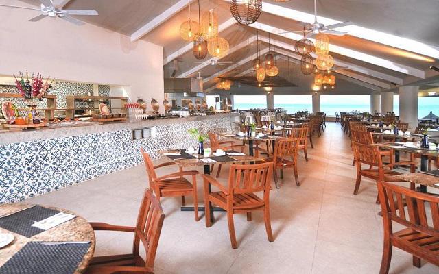 Emporio Ixtapa, Restaurante Condimento
