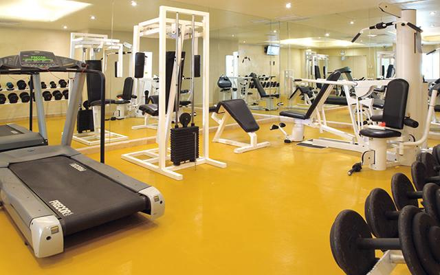 Emporio Ixtapa, gimnasio para uso exclusivo