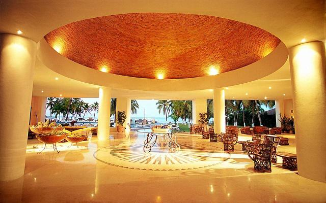 Emporio Ixtapa, Lobby