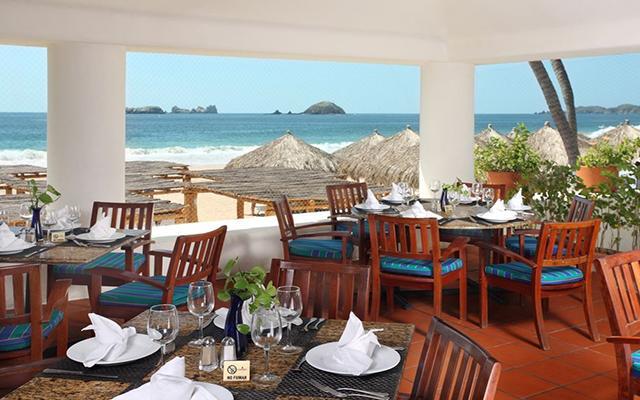 Emporio Ixtapa, escenario perfecto para disfrutar de los alimentos