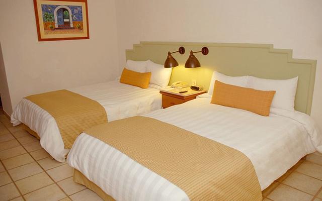 Emporio Ixtapa, habitaciones con todas las amenidades