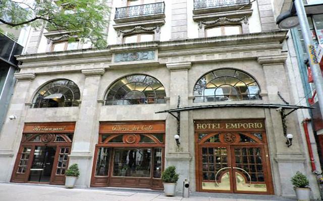 hotel emporio mexico ofertas de hoteles en ciudad de mexico