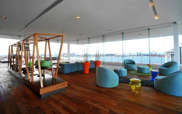 Hotel Emporio Veracruz, confort en cada sitio