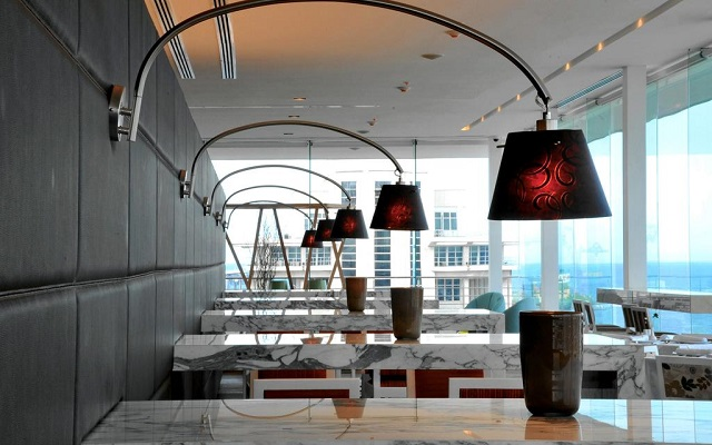Hotel Emporio Veracruz, diseños modernos en sus instalaciones