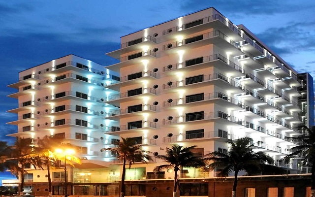 Hotel Emporio Veracruz en Veracruz Puerto