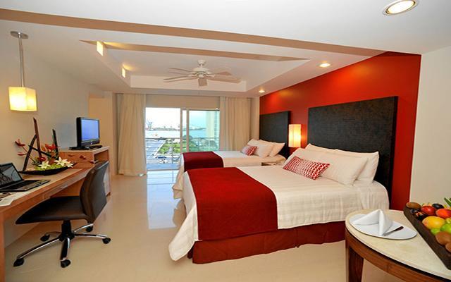 Hotel Emporio Veracruz, habitaciones cómodas y acogedoras