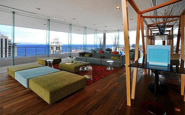 Hotel Emporio Veracruz, Lounge Ejecutivo