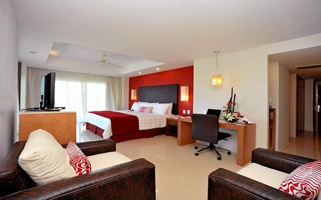 Hotel Emporio Veracruz, habitaciones con todas las amenidades